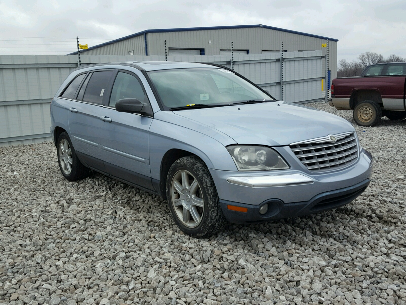 Auto Auction Ended on VIN: 2C8GF68435R647866 2005 CHRYSLER PACIFICA T in PA - PITTSBURGH NORTH