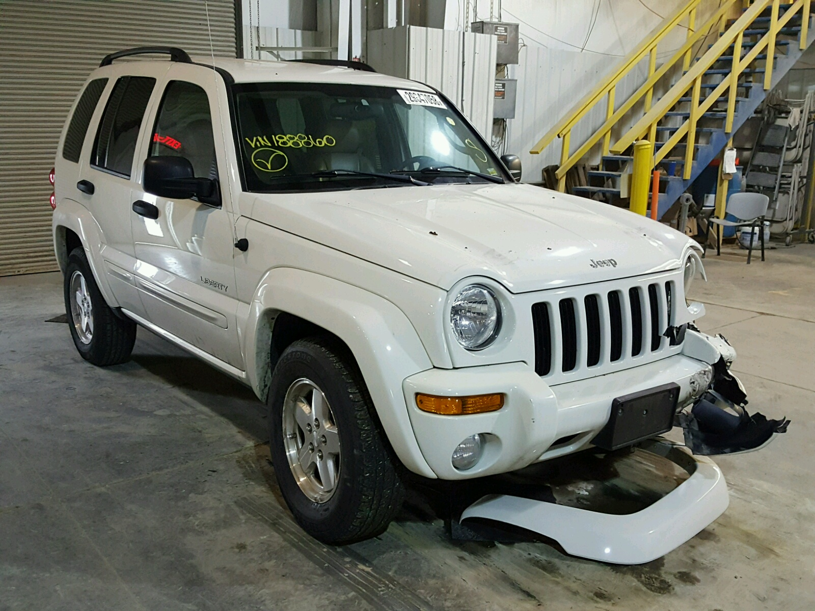 Auto Auction Ended on VIN 1C4PJMCB1FW 2015 JEEP CHEROKEE L in
