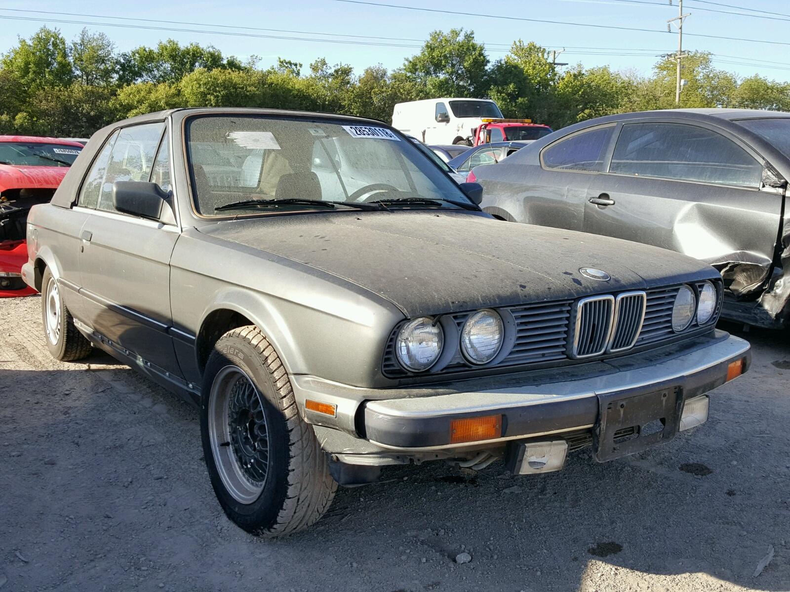 1987 BMW 325 I AUTO 2.5L