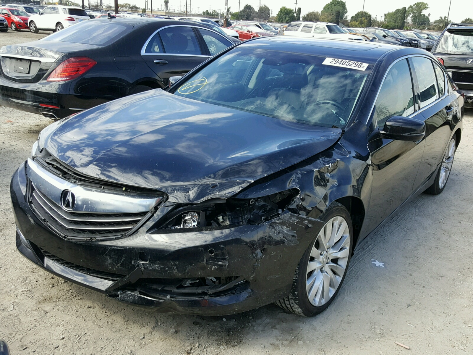 advance used sedan fwd sale for acura rlx