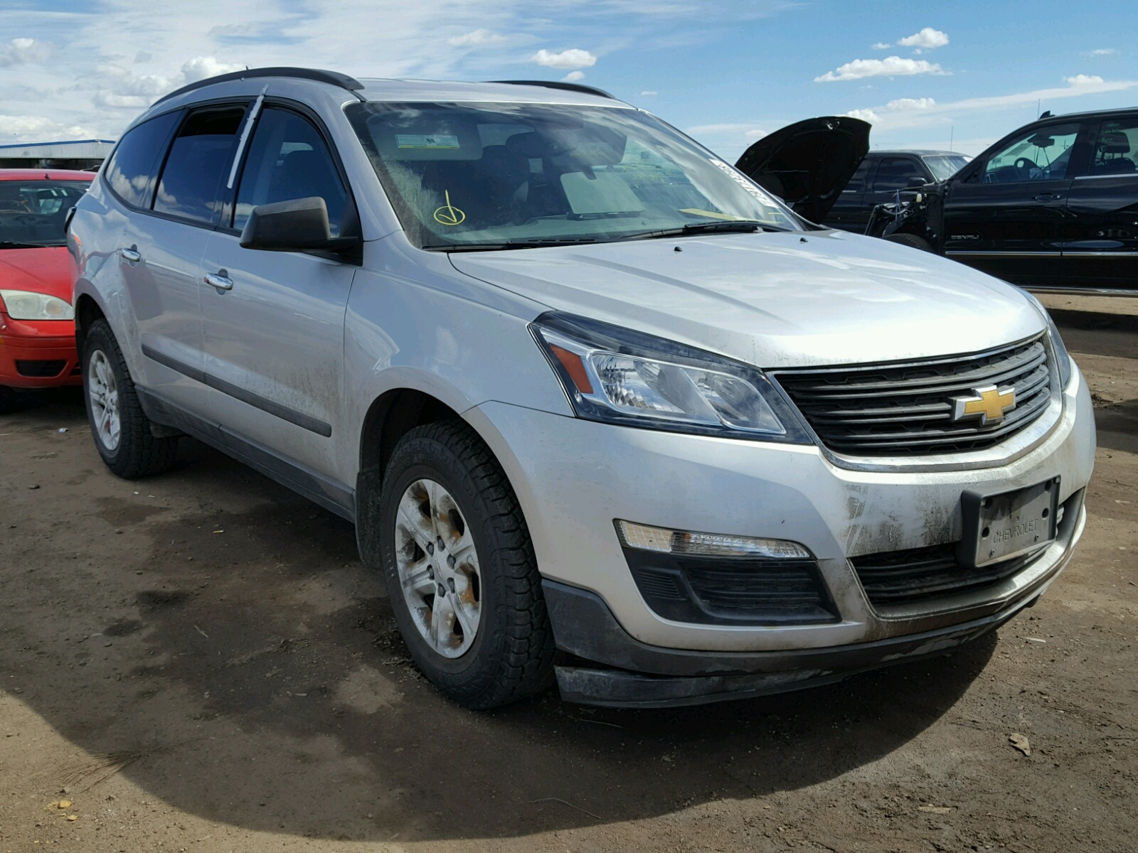 used sport owned elk pre traverse utility lt chevrolet inventory in fwd grove