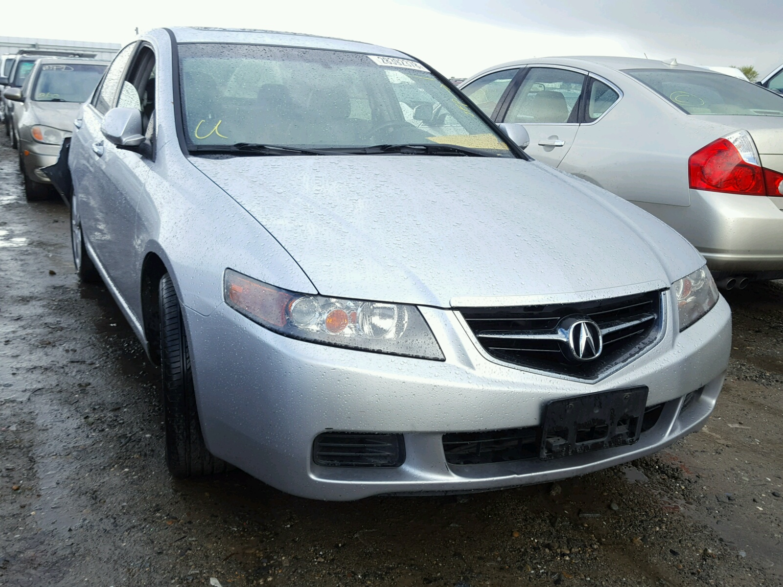 JHCLXC SILVER ACURA TSX On Sale In CA SACRAMENTO - Acura tsx 2004 for sale