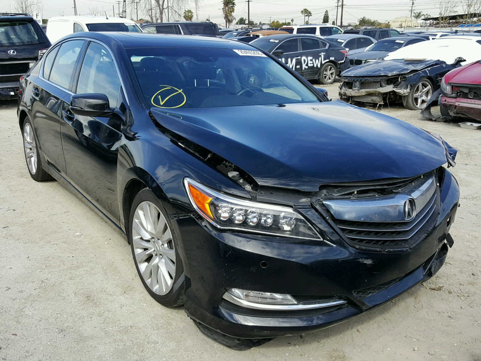 sport exterior about hybrid for acura the rlx sale truth cars