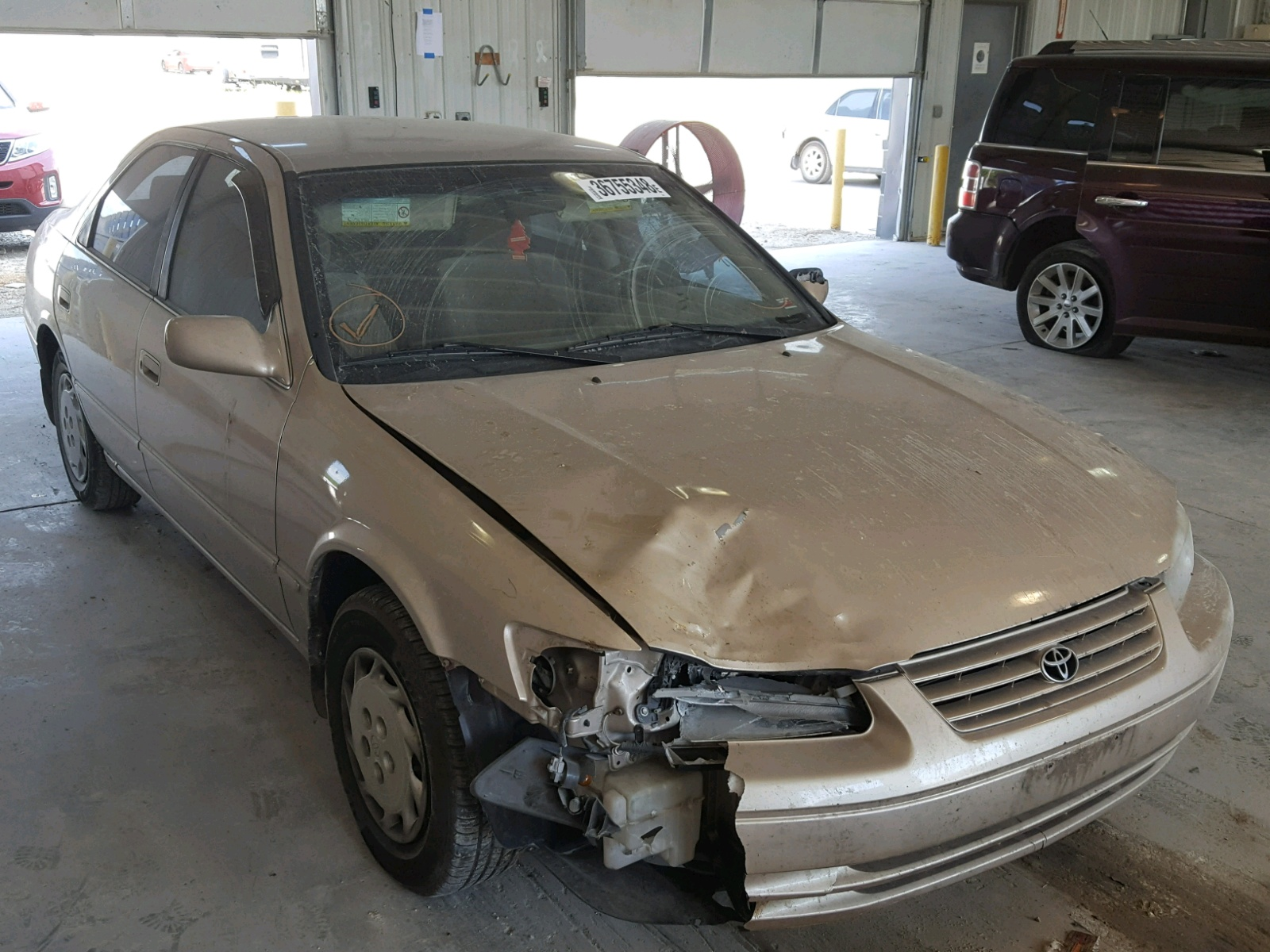 1998 Toyota Camry CE for sale at Copart Columbia MO Lot