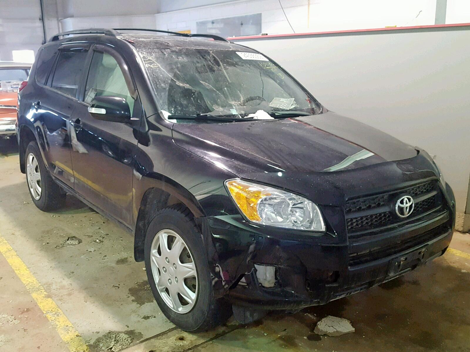 Salvage 2012 Toyota RAV4 for sale