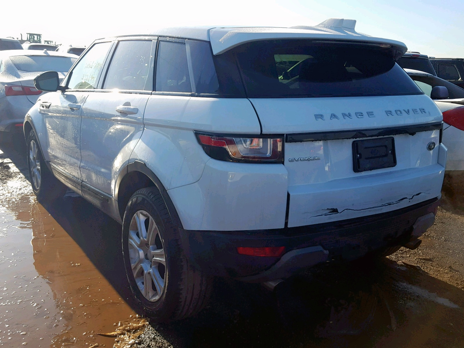 2018 Land Rover Range Rover For Sale At Copart Elgin Il