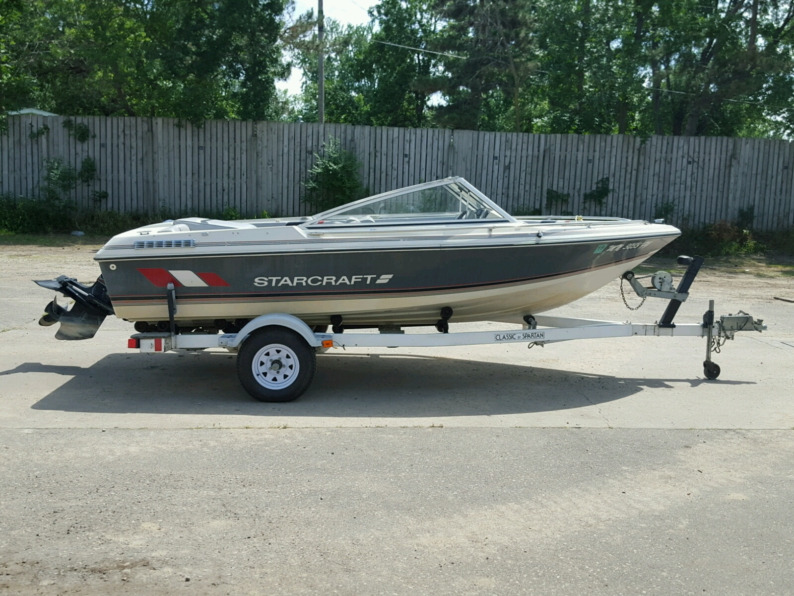 Salvage 1987 Star MEDALIST 1 for sale