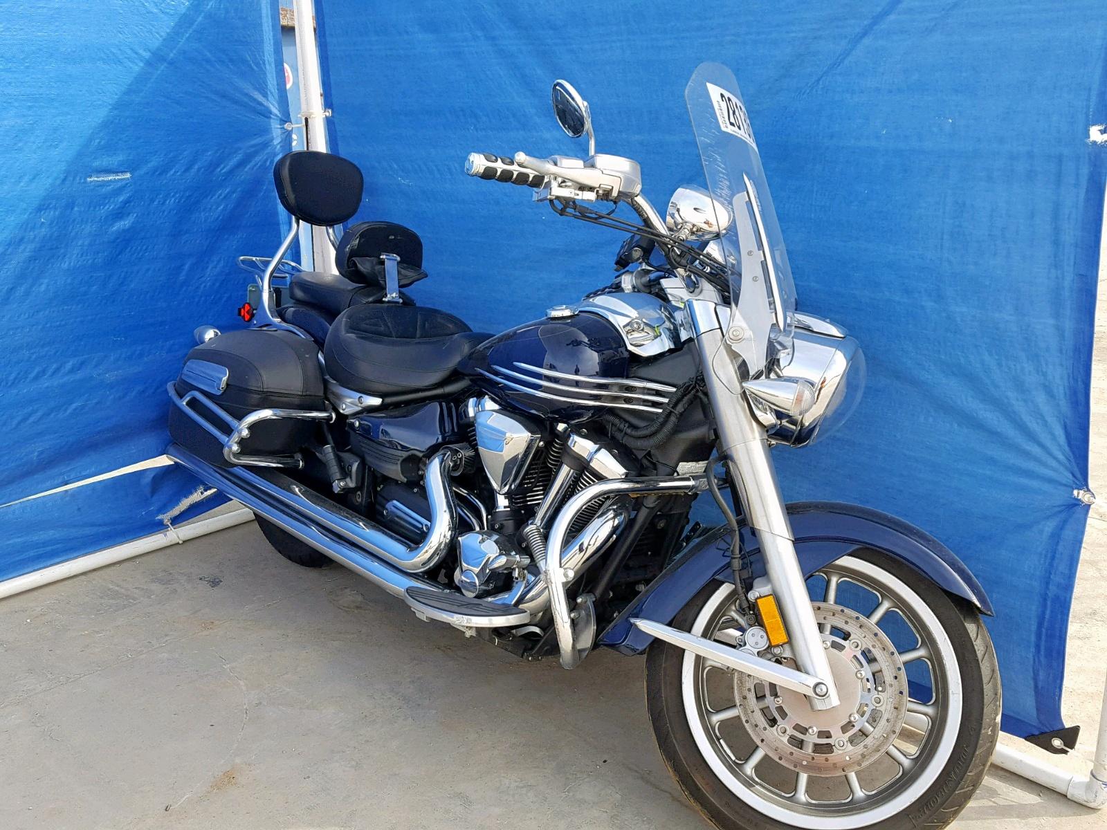 Salvage 2007 Yamaha XV1900 CT for sale