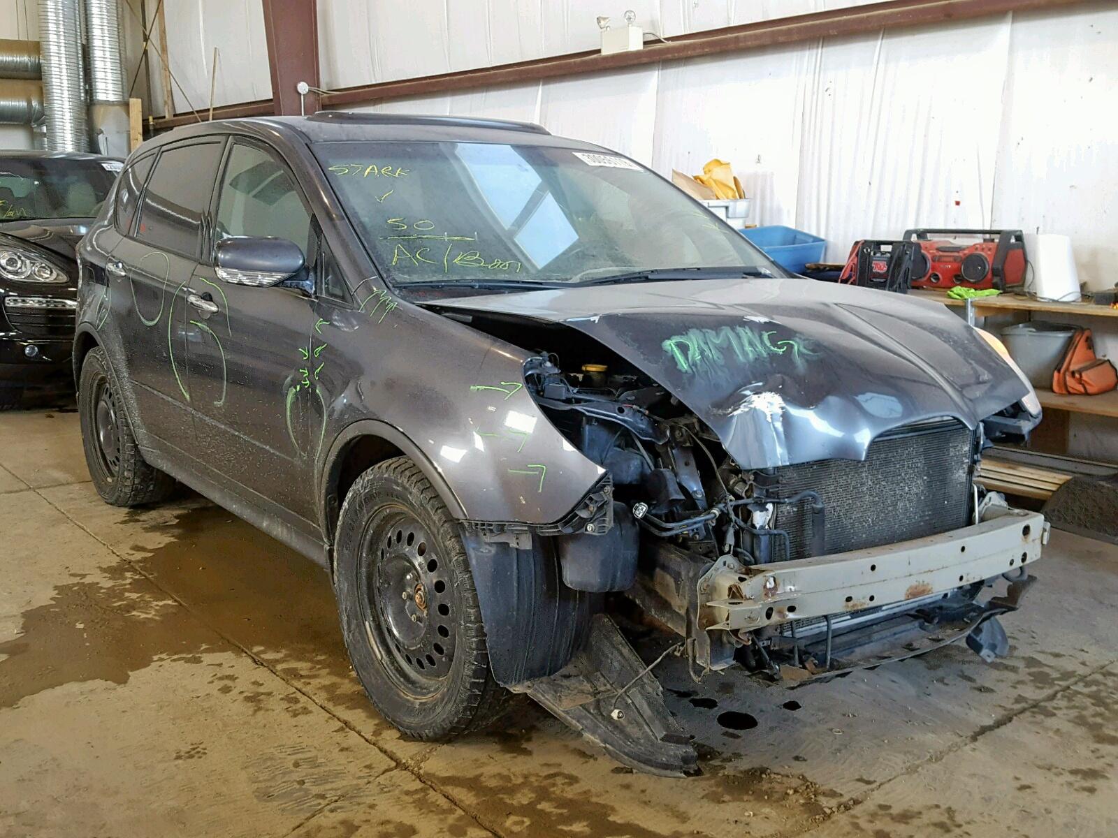 Salvage 2007 Subaru B9 TRIBECA for sale
