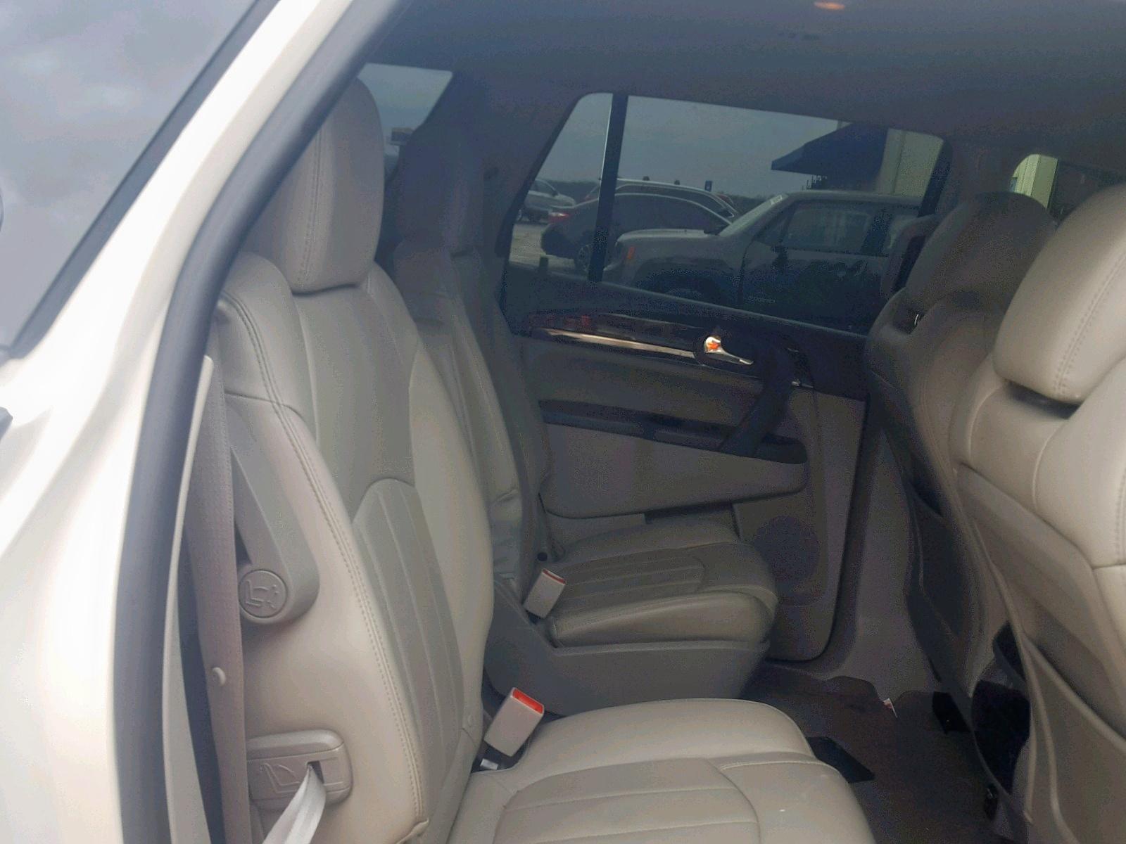 5GAKRBKD2FJ121885 - 2015 Buick Enclave 3.6L detail view