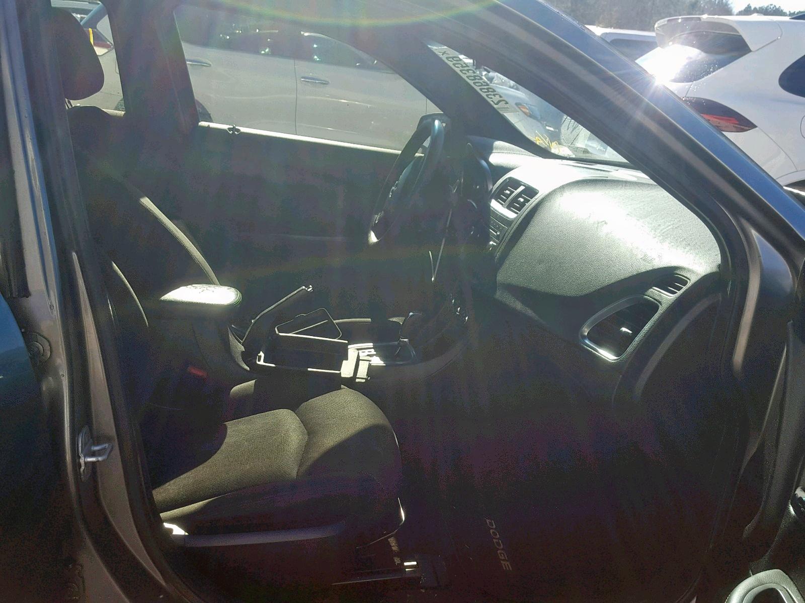 1C3CDZAB9CN148889 - 2012 Dodge Avenger Se 2.4L close up View