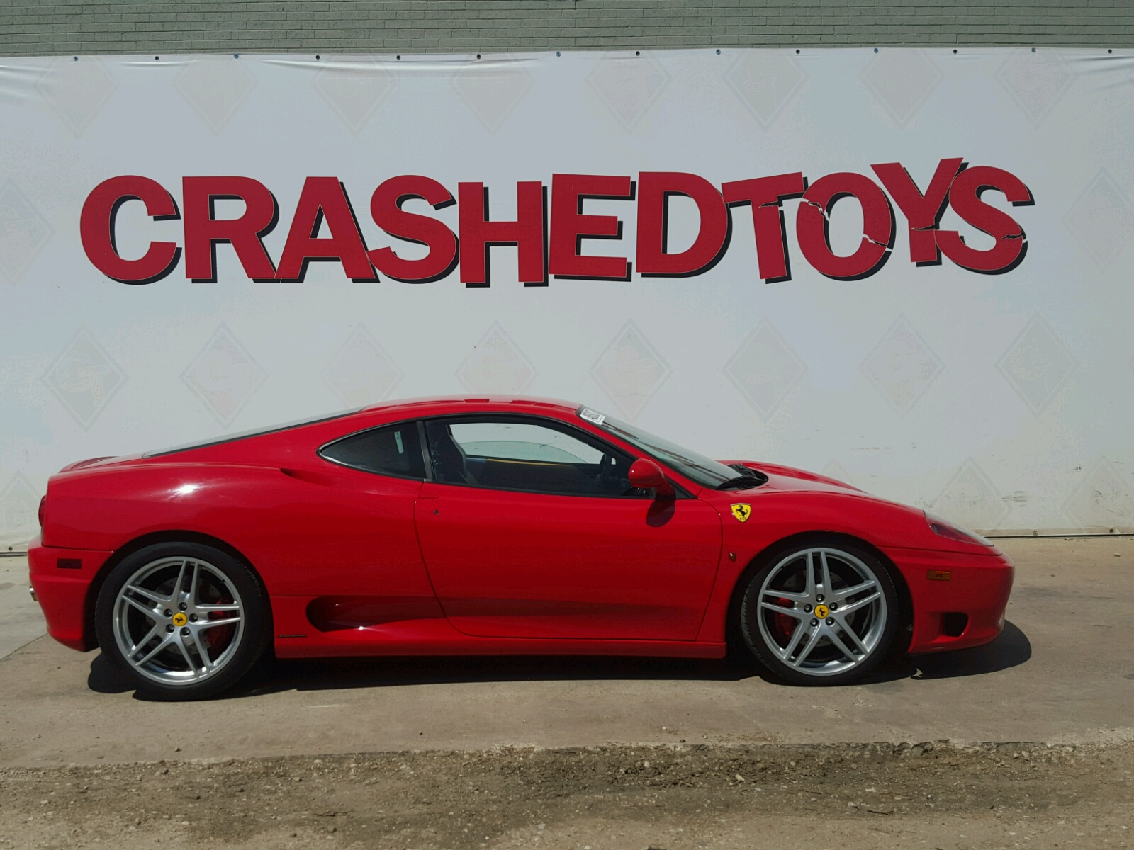 2002 Ferrari F575 For Sale At Copart Houston Tx Lot 40867977