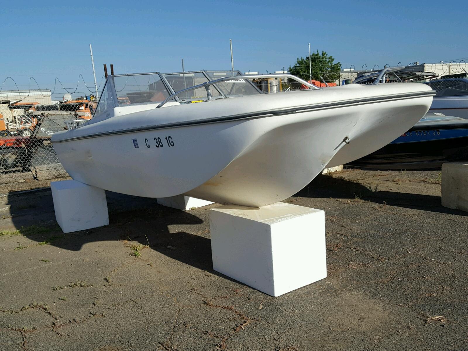 Salvage 1973 Kona LAGOON CLA for sale