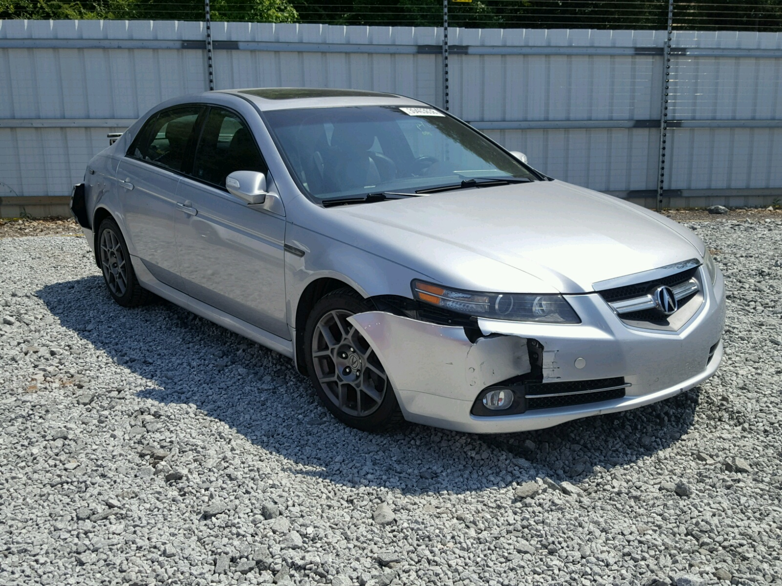 Acura TL Type S For Sale At Copart Spartanburg SC Lot - Acura type s for sale