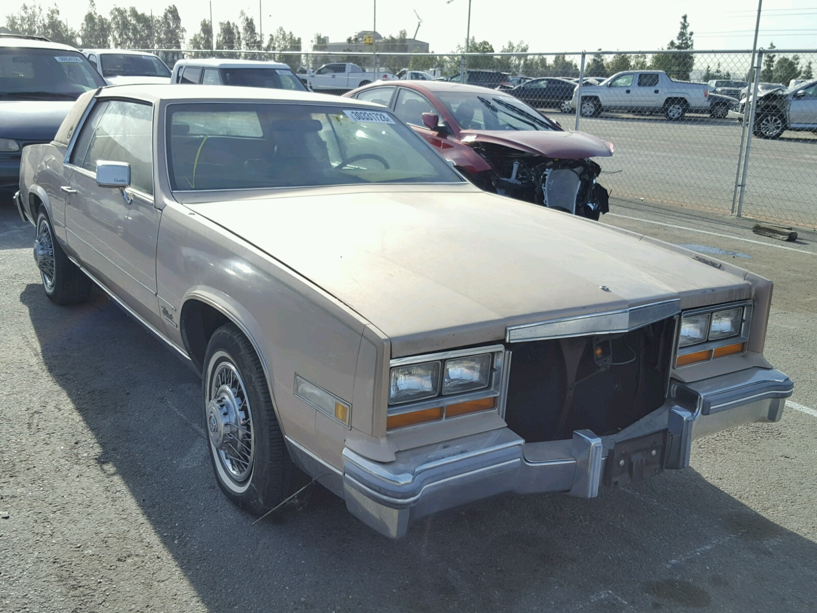 Cash Cars For Sale In Houston Tx: 1977 Cadillac Seville For Sale At Copart Houston, TX Lot