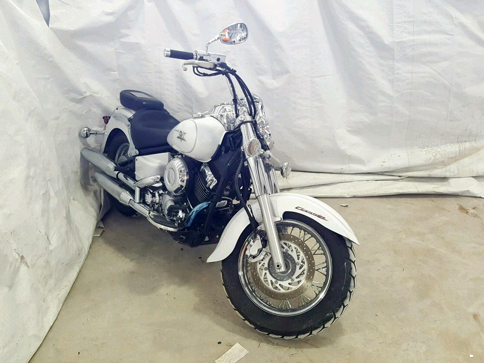 Salvage 2007 Yamaha V STAR 650 for sale