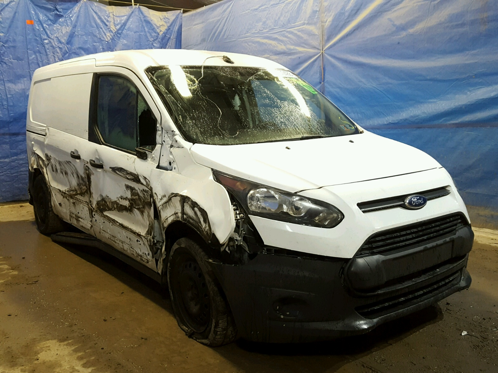 03a9add5aa 2015 Ford Transit Co 2.5L 4 for Sale PA - Pittsburgh East VIN   NM0LS7E78F1202901