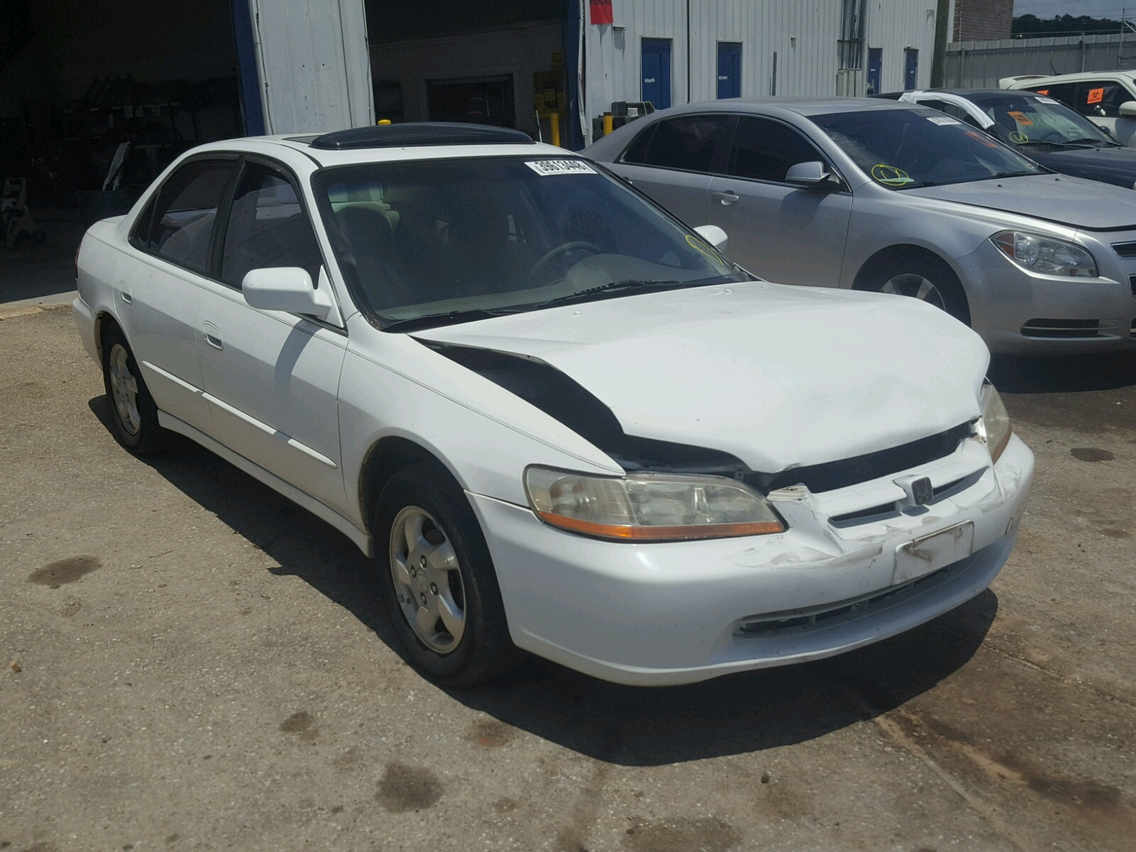 1998 Honda Accord EX for sale at Copart Montgomery AL Lot