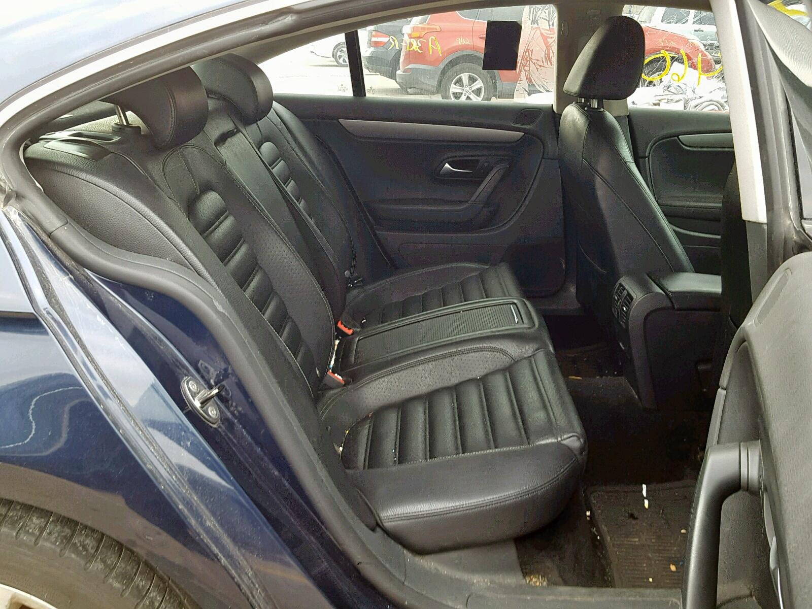 WVWMN7AN3CE521047 - 2012 Volkswagen Cc Sport 2.0L detail view