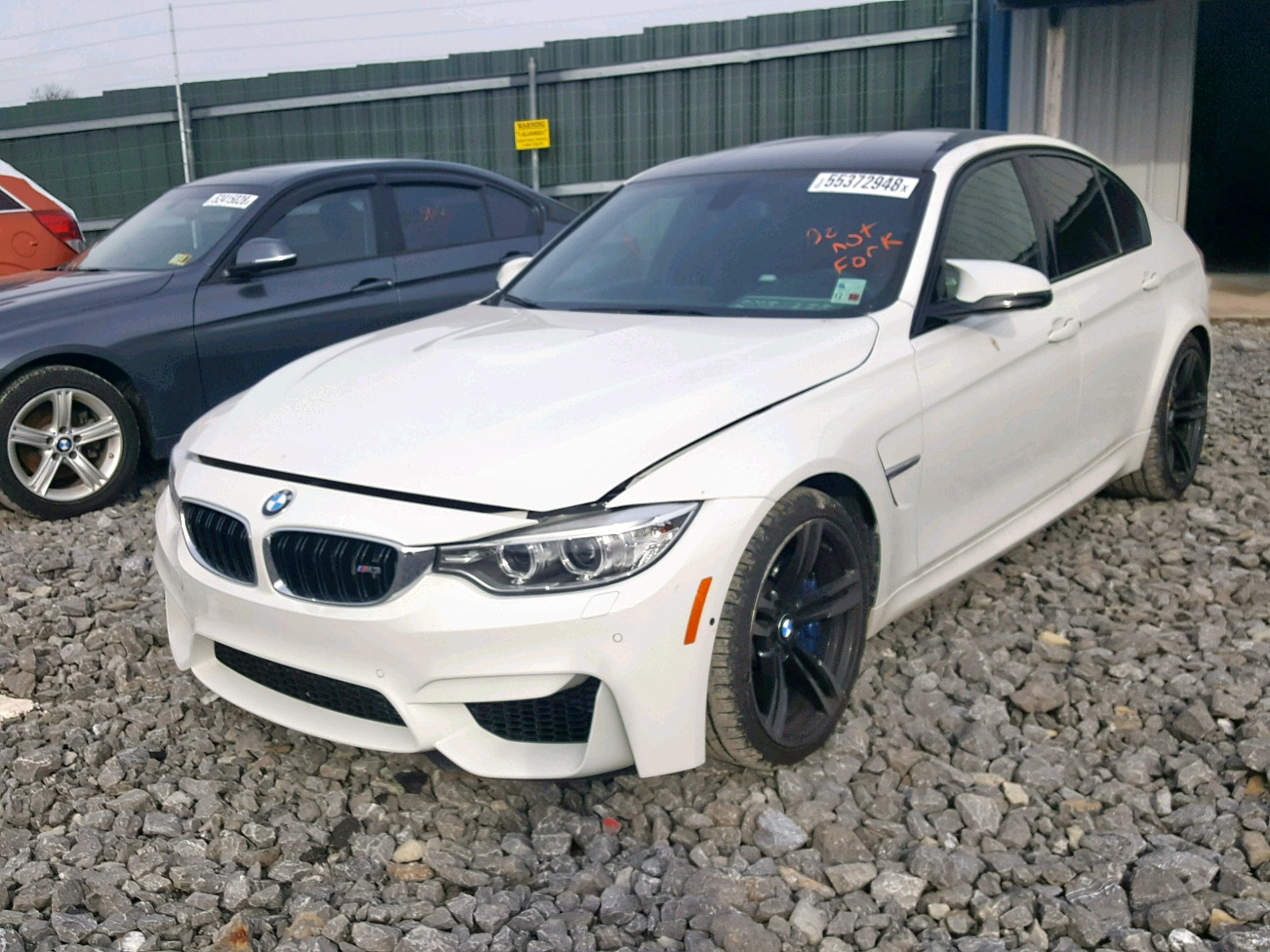 2016 Bmw M3 30L 6 In TN Knoxville WBS8M9C50G5D30930 For Sale