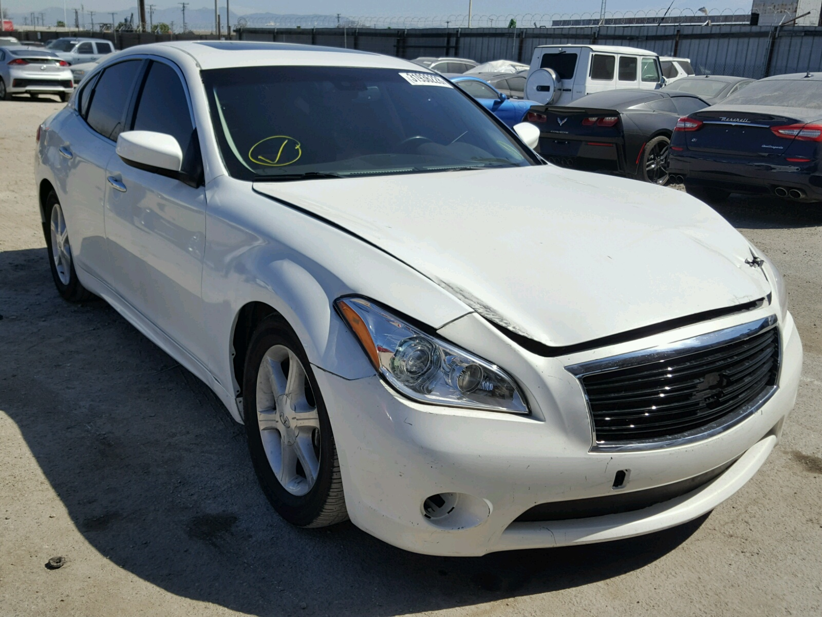 used nc pin sale for infiniti infinity durham