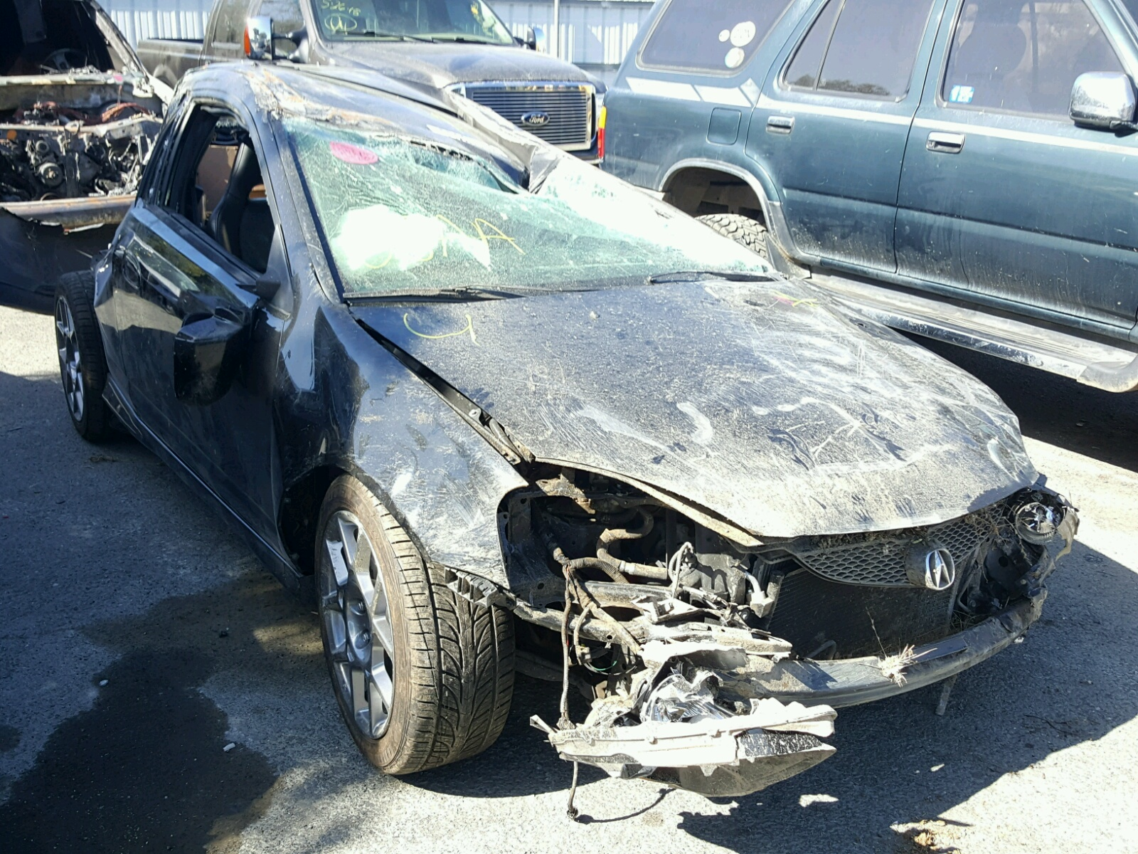 Acura RSX TYPES For Sale At Copart Martinez CA Lot - 2006 acura rsx type s for sale