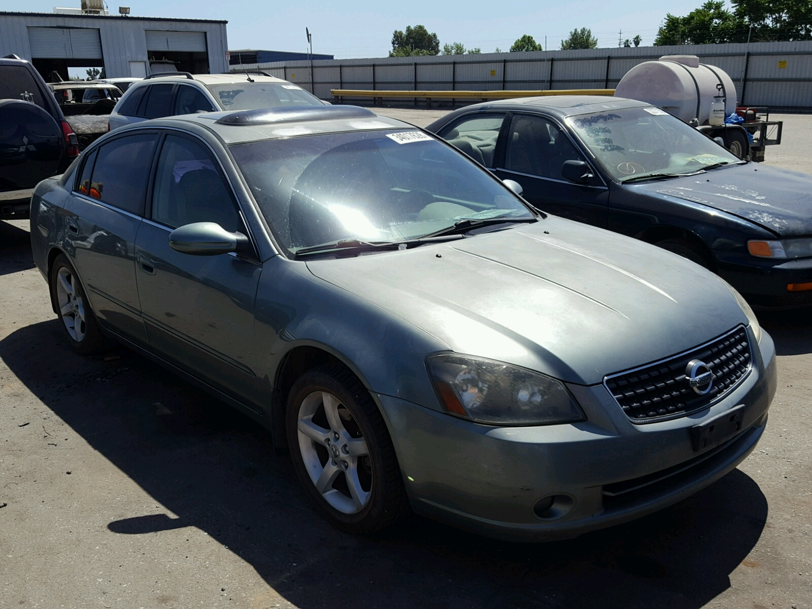 2005 Nissan Altima SE for sale at Copart Bakersfield CA Lot