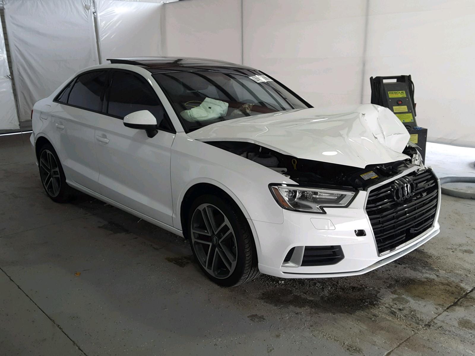 Audi A Premium For Sale At Copart Savannah GA Lot - Audi savannah
