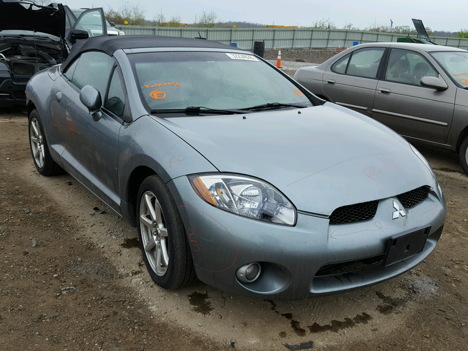 longueuil and mitsubishi choix located sale in is qc a the eclipse price vehicle at this sold being for orange of by displays autos en