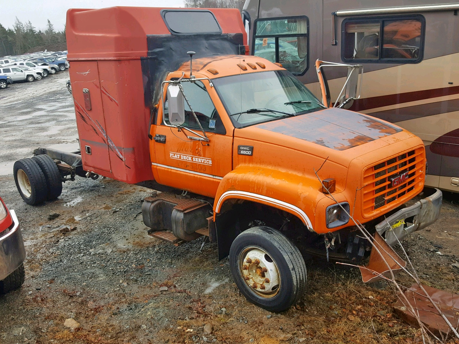 Salvage 1999 GMC C-SERIES C for sale