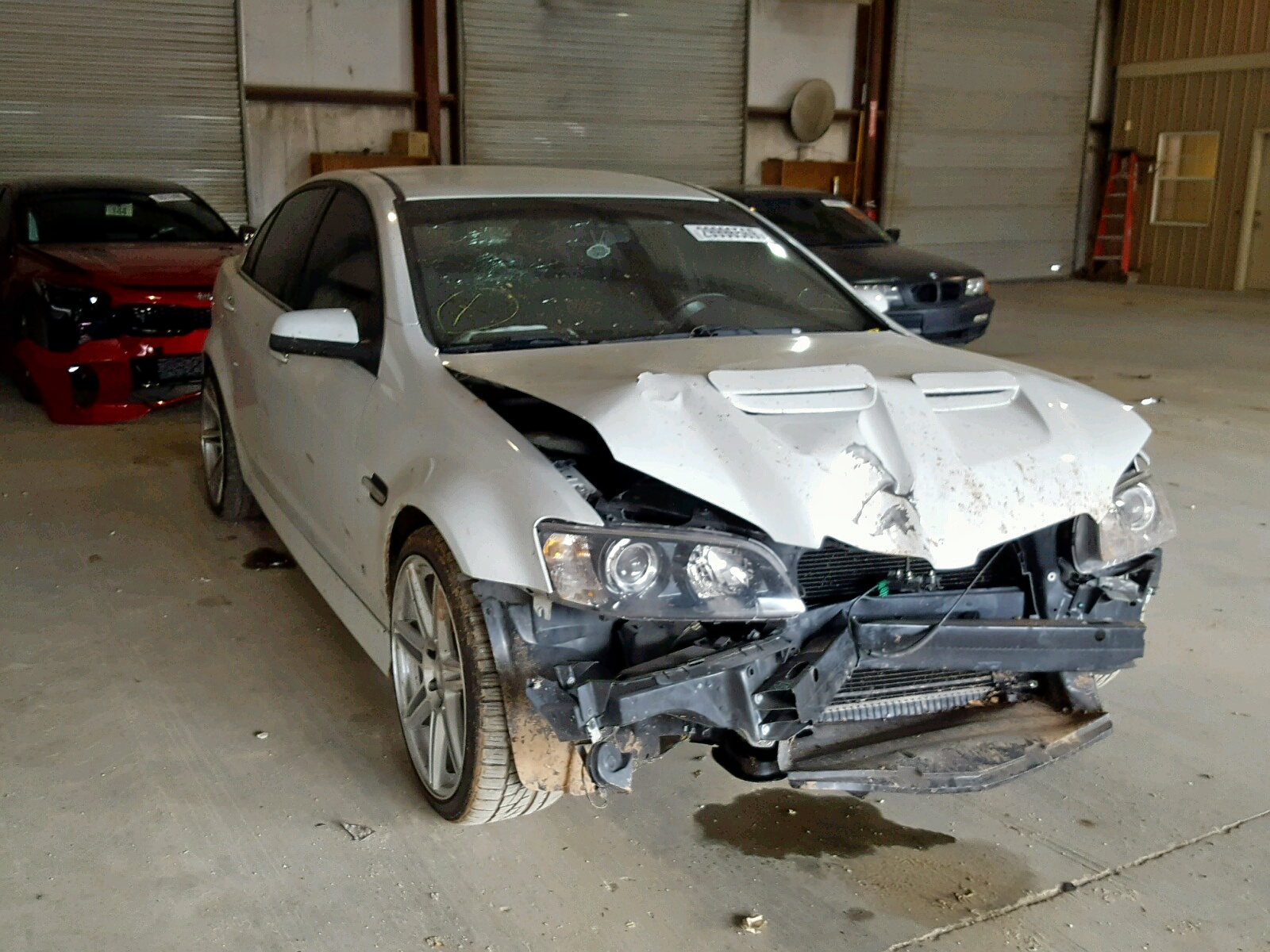 Salvage 2009 Pontiac G8 GT for sale