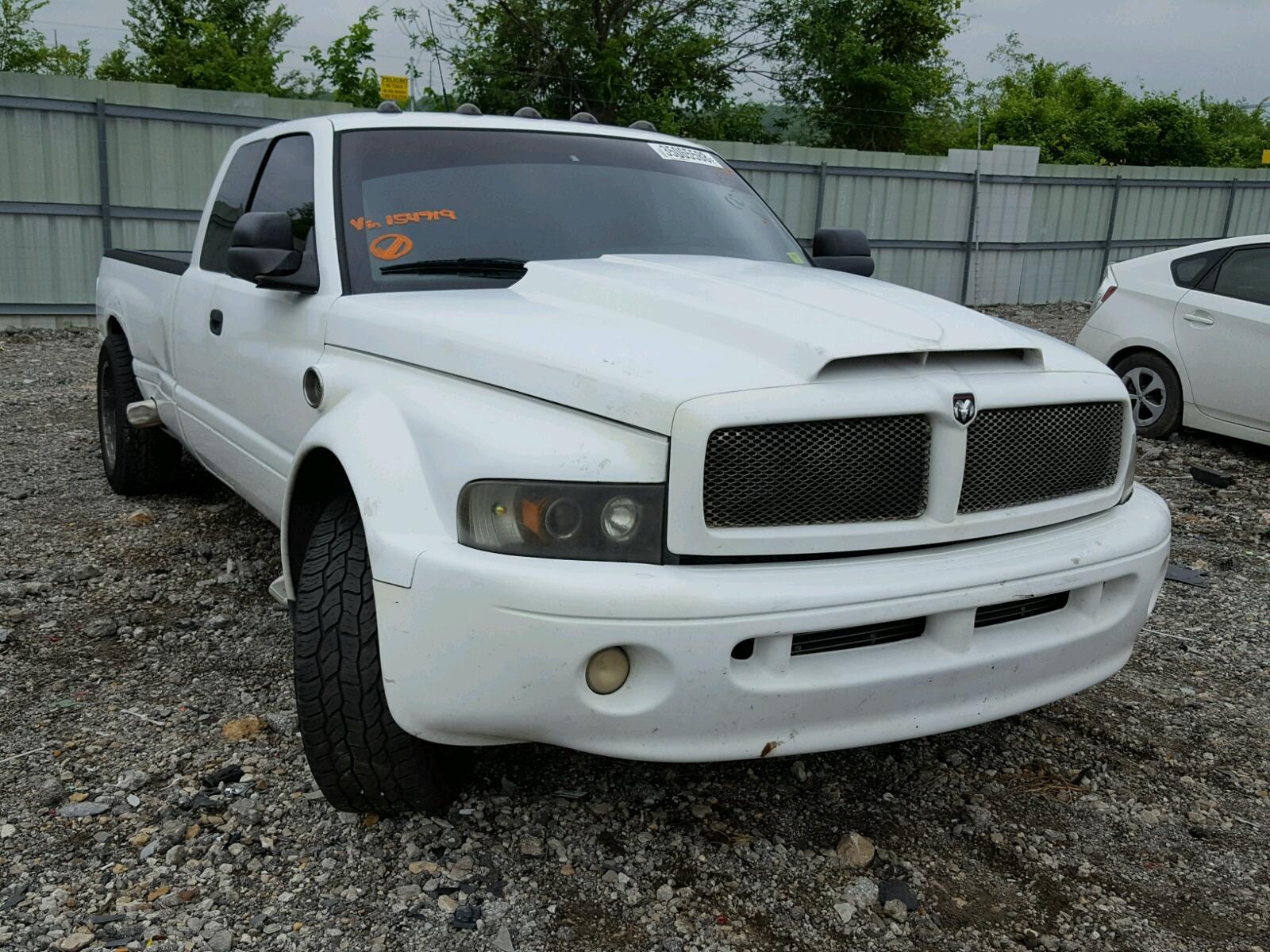 salvage  dodge ram  truck  sale