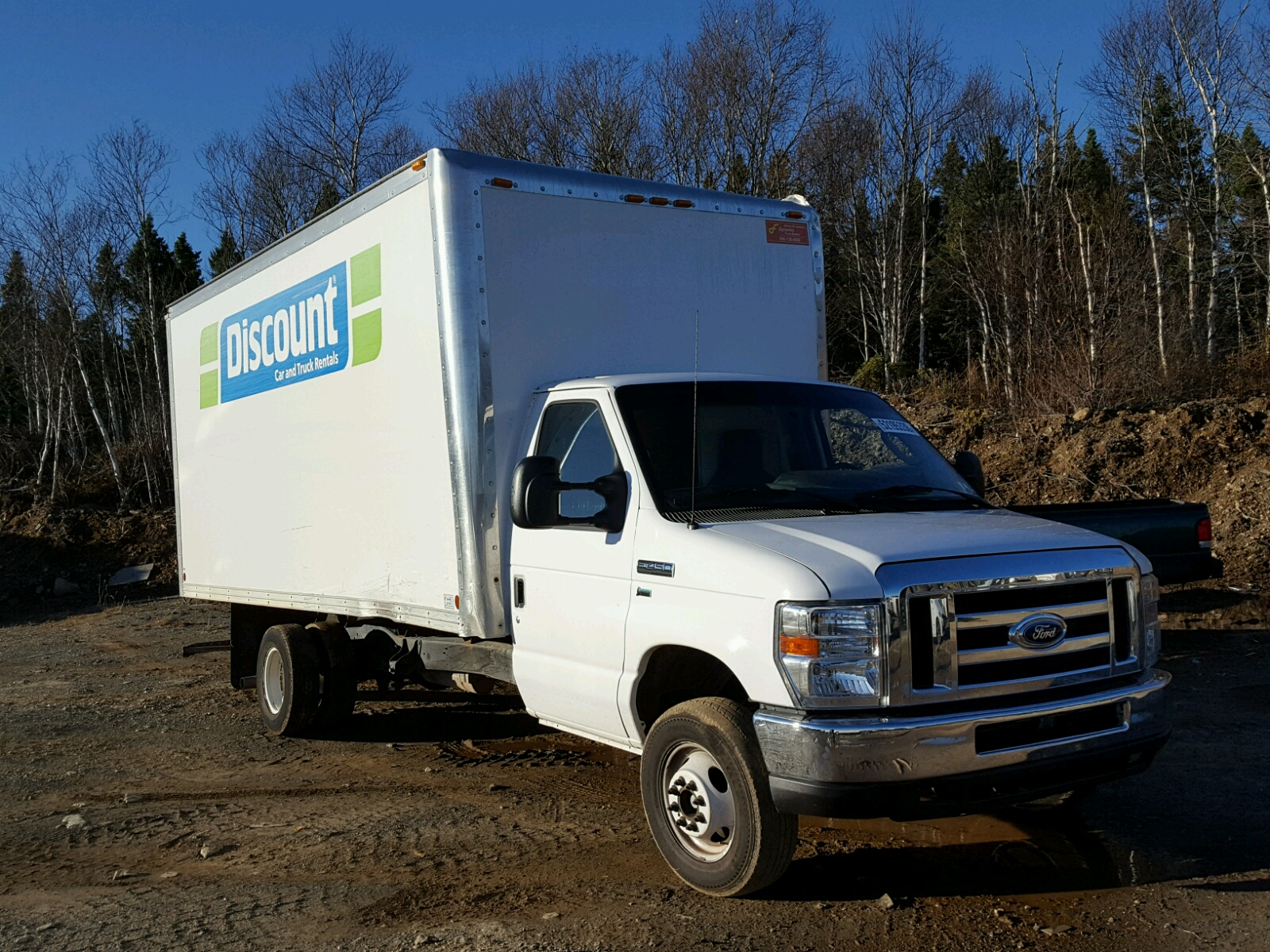 Salvage 2016 Ford ECONOLINE for sale