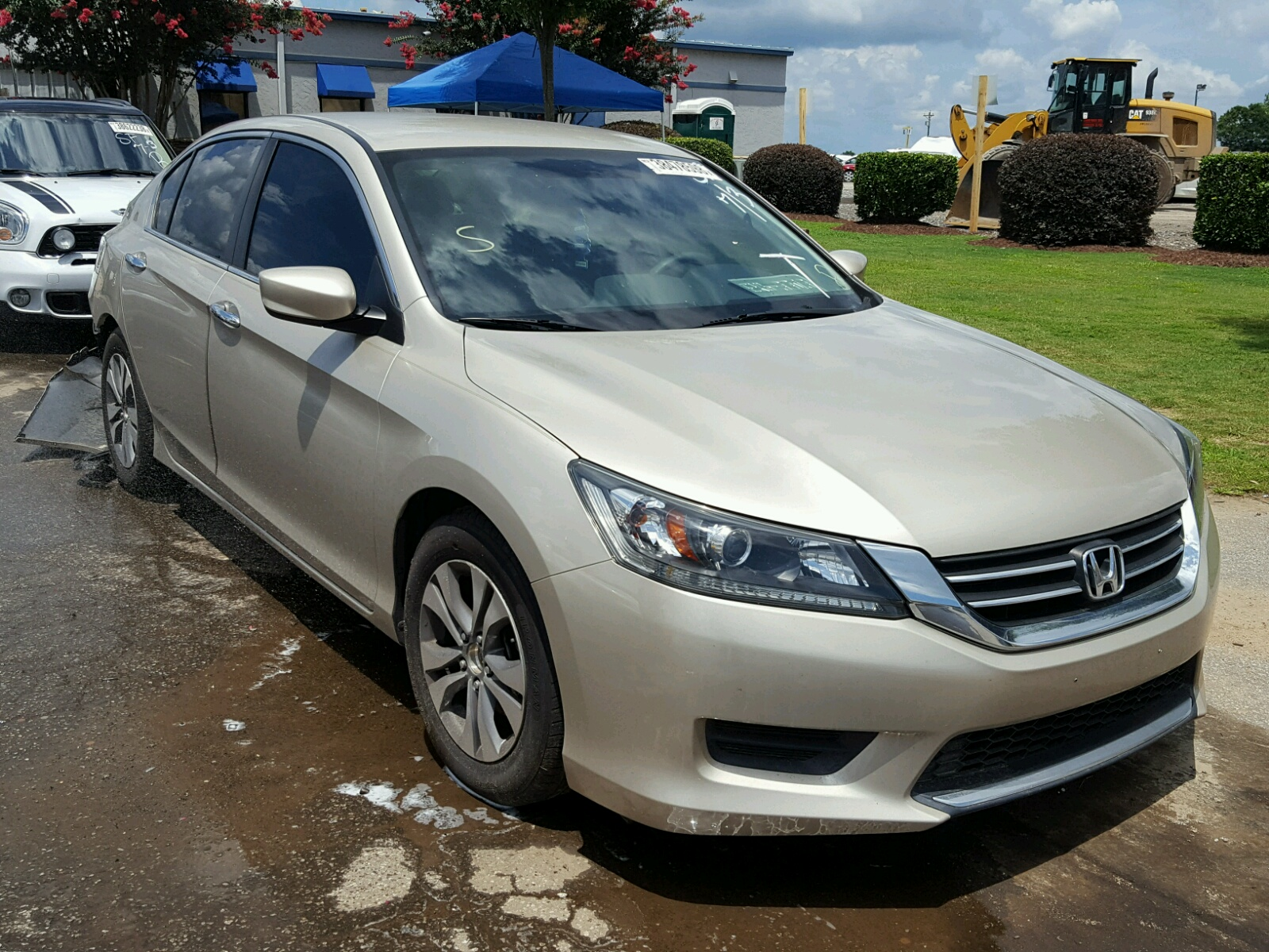 2014 Honda Accord Lx For Sale At Copart Spartanburg Sc Lot 38478598