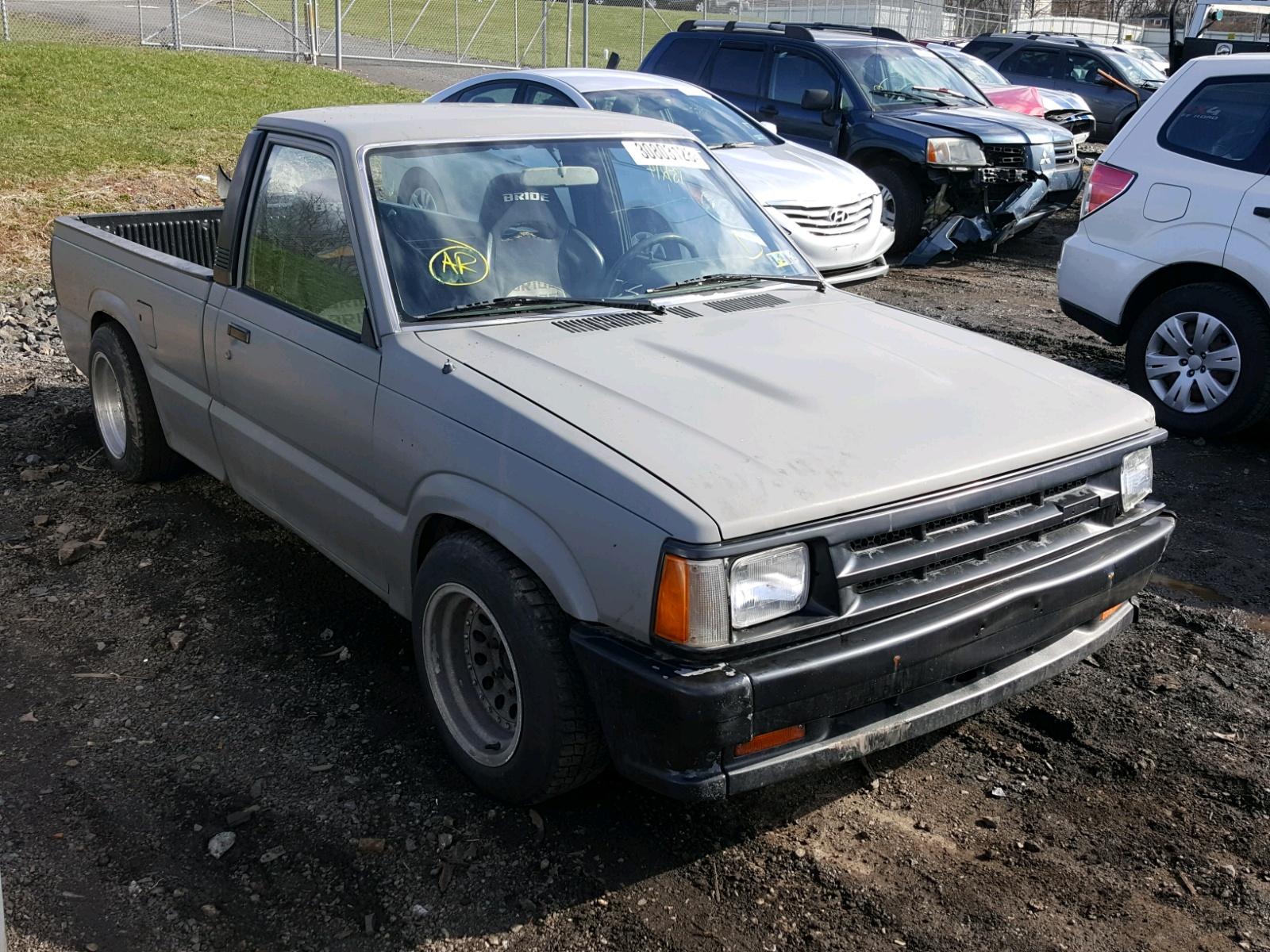 1988 MAZDA B2200 SHOR 2.2L