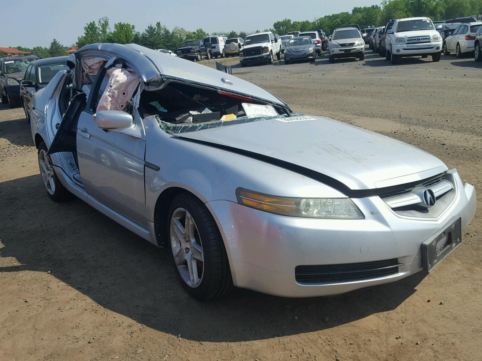 car acura htm for park silver tl navigation libertyville sedan sale used beach