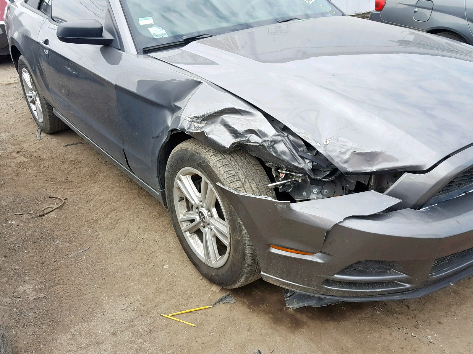 2014 Ford Mustang 3 7L 6 in IL - Chicago South