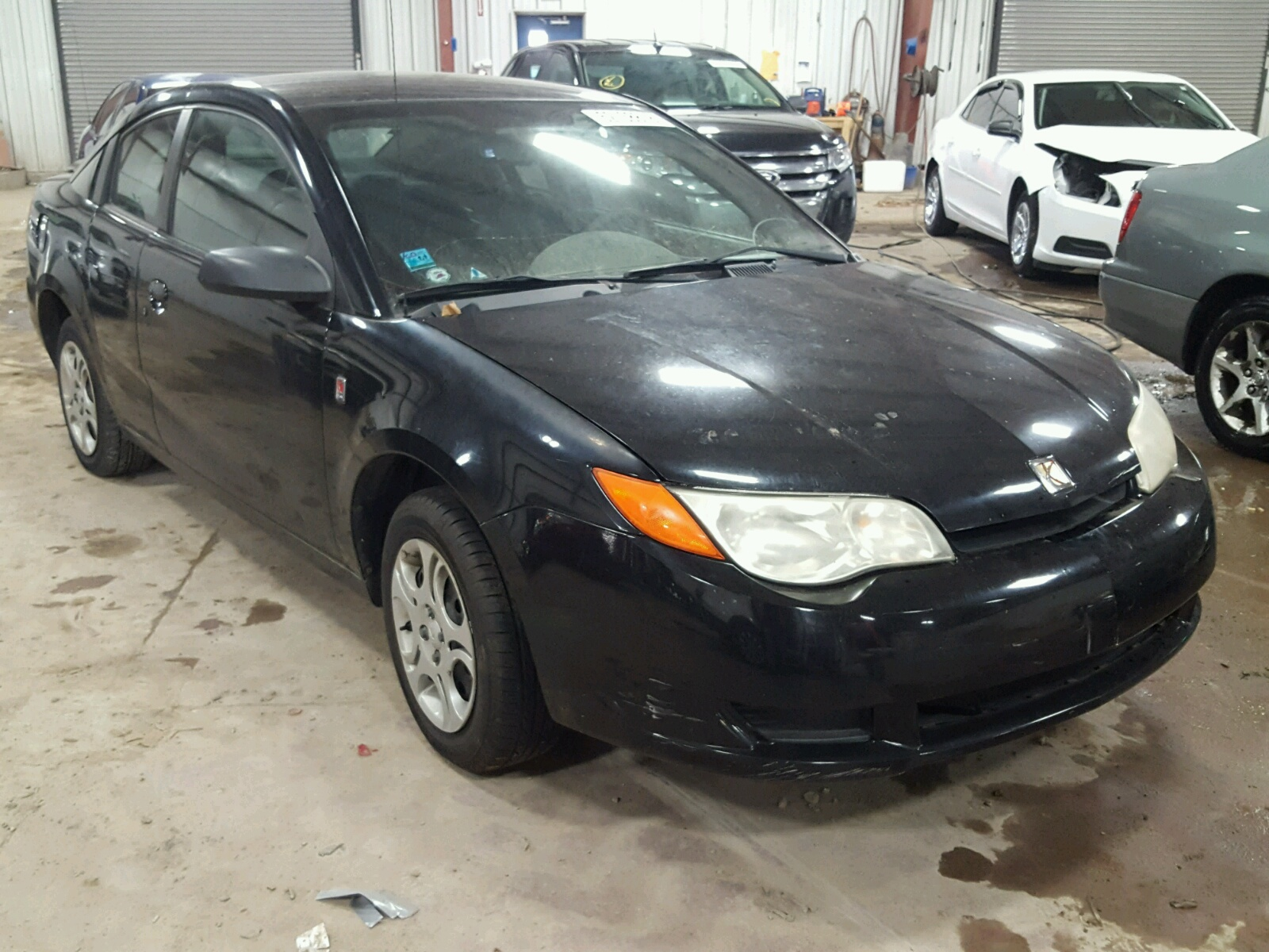Salvage 2004 Saturn ION LEVEL for sale
