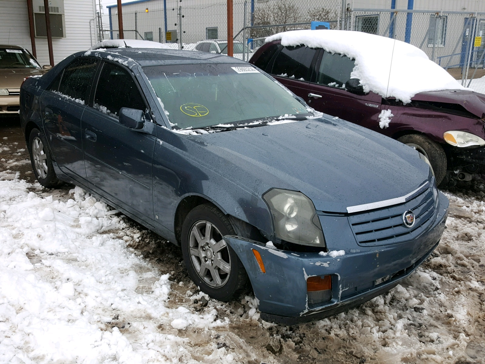 cts sale red used alberta inventory for in deer cadillac