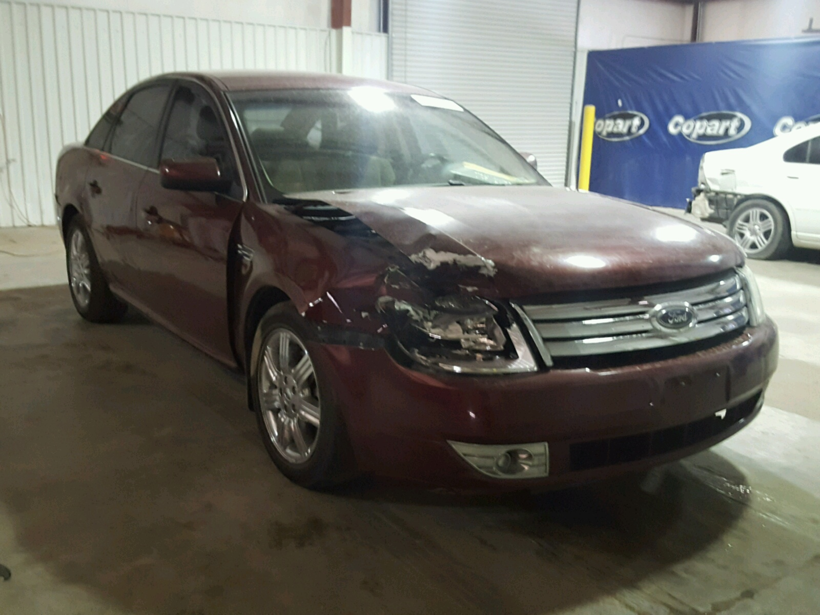 2008 Ford Taurus SEL for sale at Copart Albuquerque NM Lot
