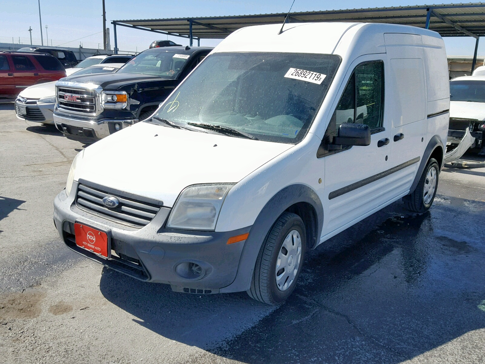 NM0LS7CN6CT096661 - 2012 Ford Transit Co 2.0L Right View