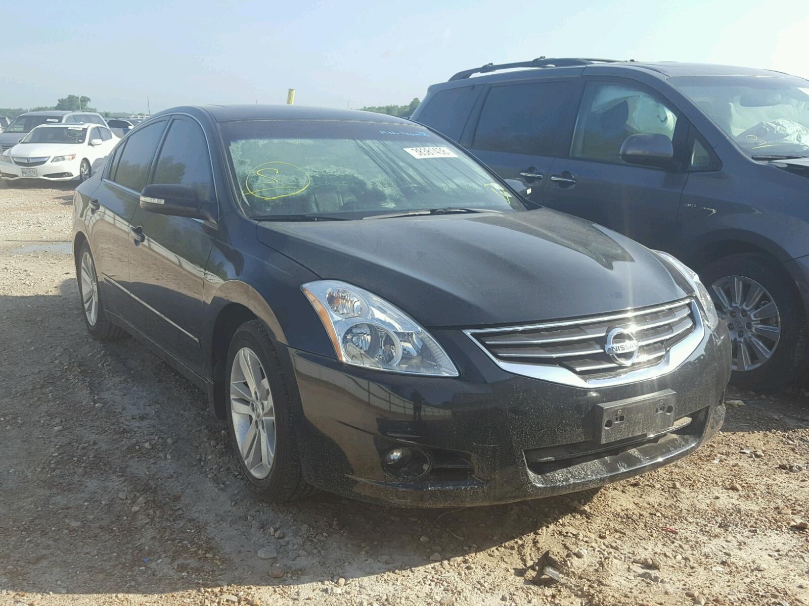 Salvage 2012 Nissan ALTIMA SR for sale
