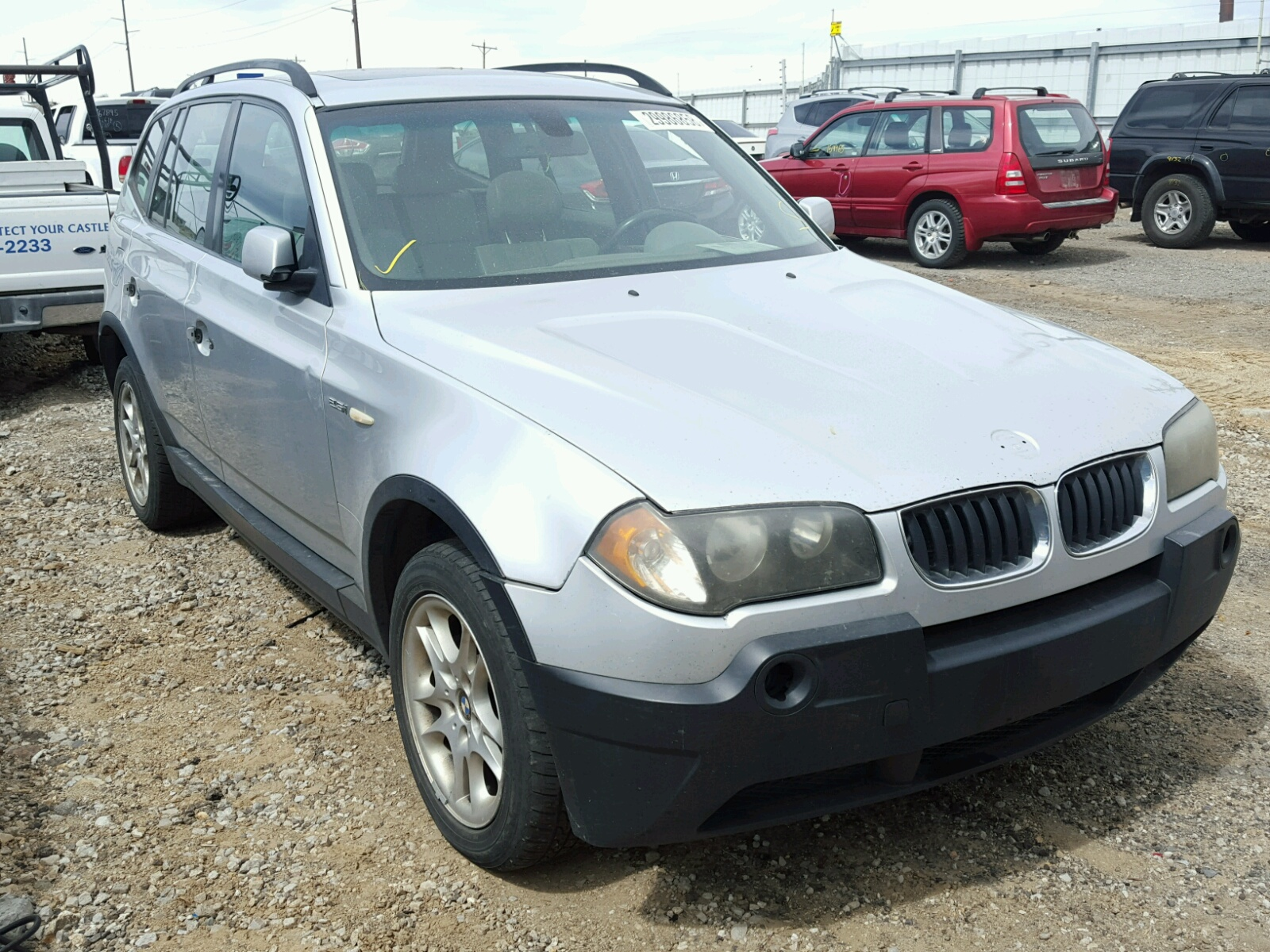 Auto Auction Ended On Vin Wbanb33564b112947 2004 Bmw 545