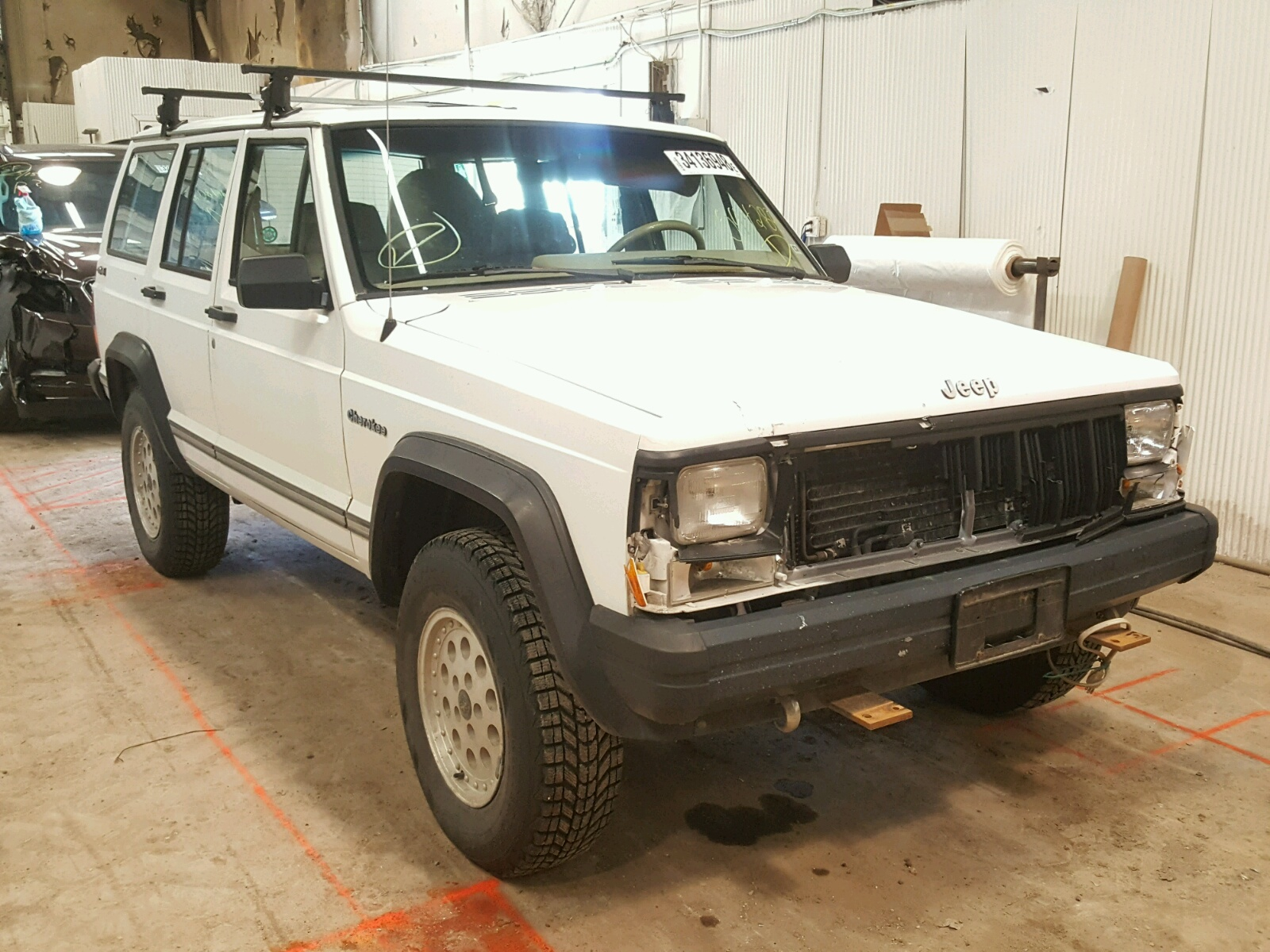 1989 Jeep Grand Wagoneer For Sale At Copart Houston Tx