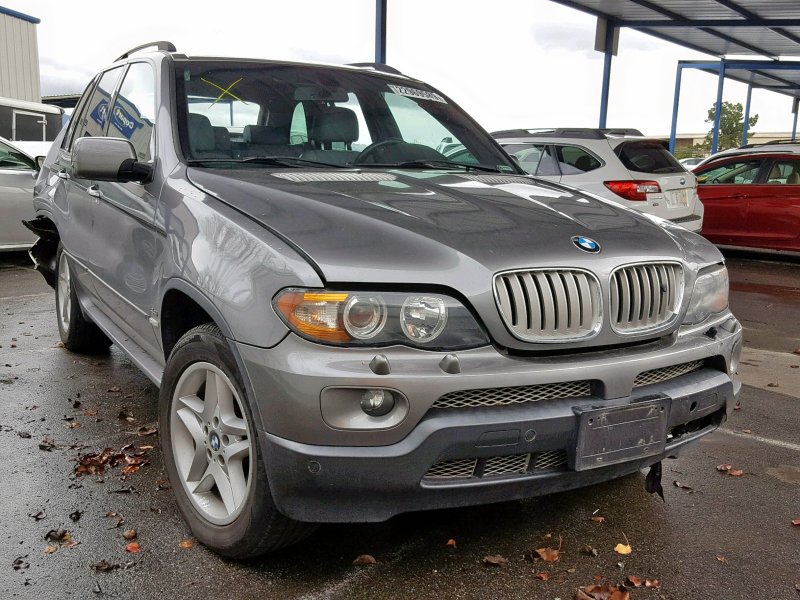 2004 Bmw X5 4 4I 4 4L 8 in CA - San Jose (5UXFB53564LV06881) for