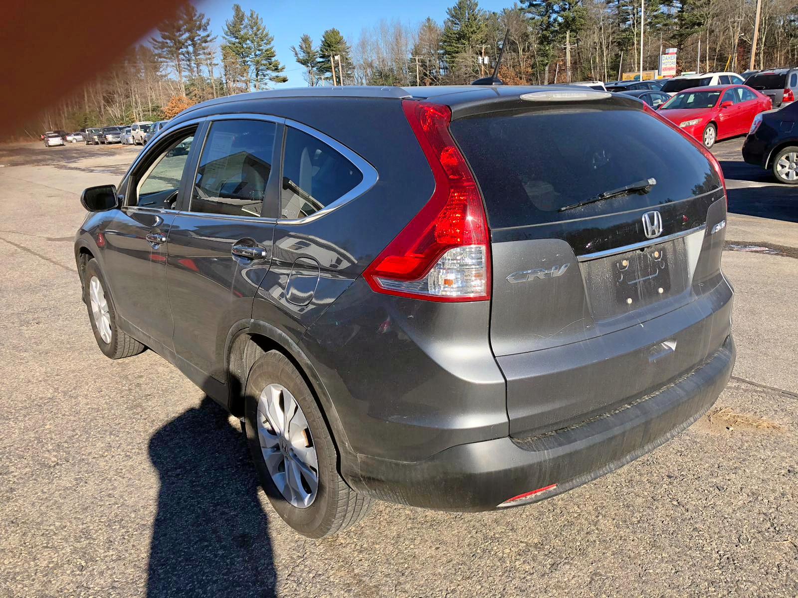 2HKRM4H73CH626699 - 2012 Honda Cr-V Exl 2.4L [Angle] View