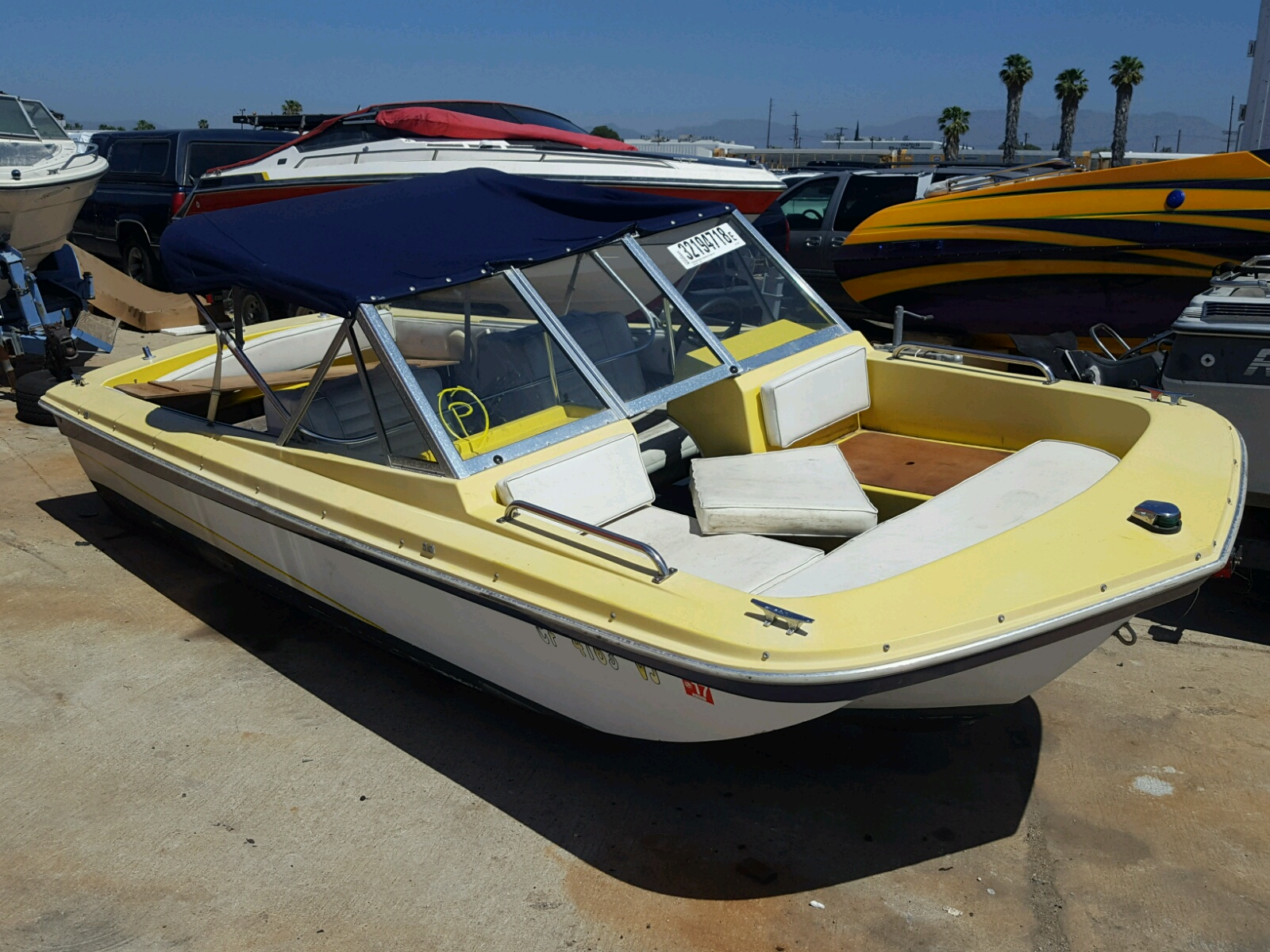 Salvage 1985 Other BOAT for sale