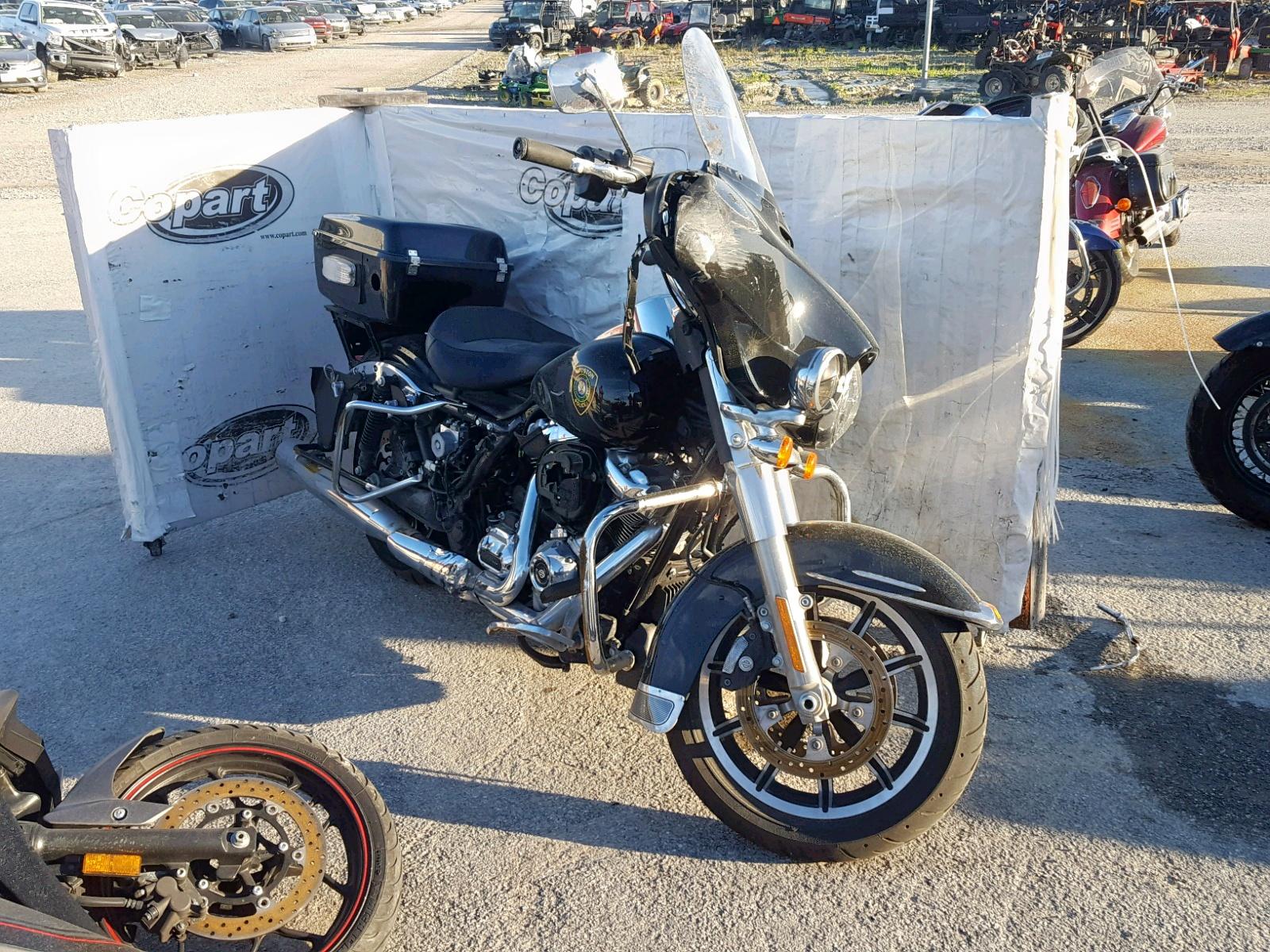 Salvage 2019 Harley-Davidson FLHTP for sale