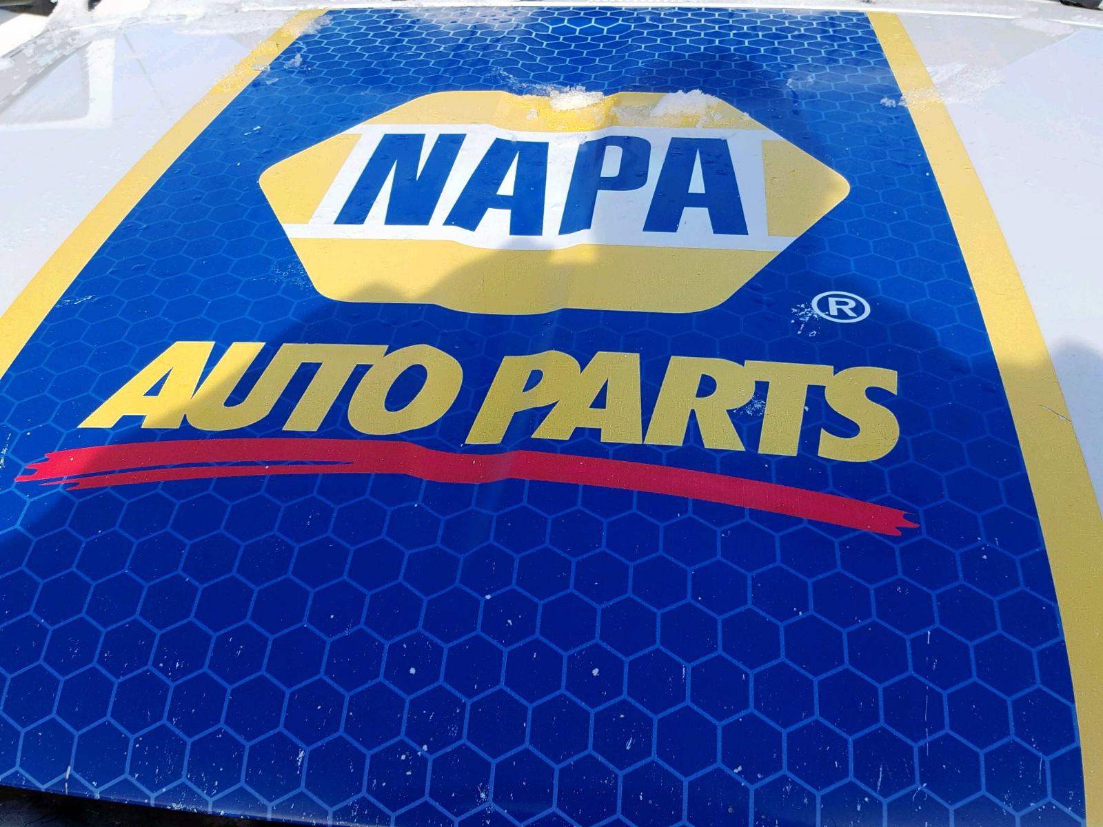 1FTKR1AD0BPA57346 - 2011 Ford Ranger 2.3L engine view