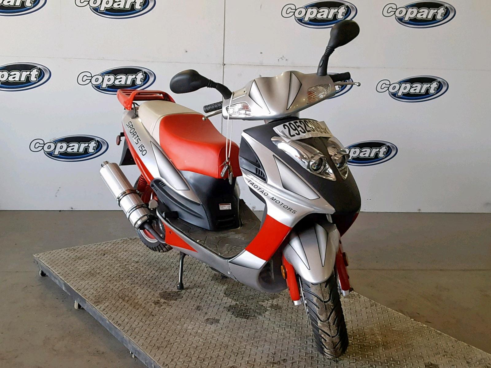 2019 Taotao Motorcycle
